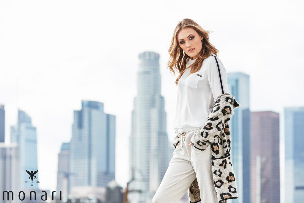 Aktuelle Modekollektion von monari