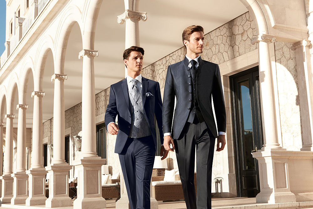 Männer Anzüge, Herrenmode