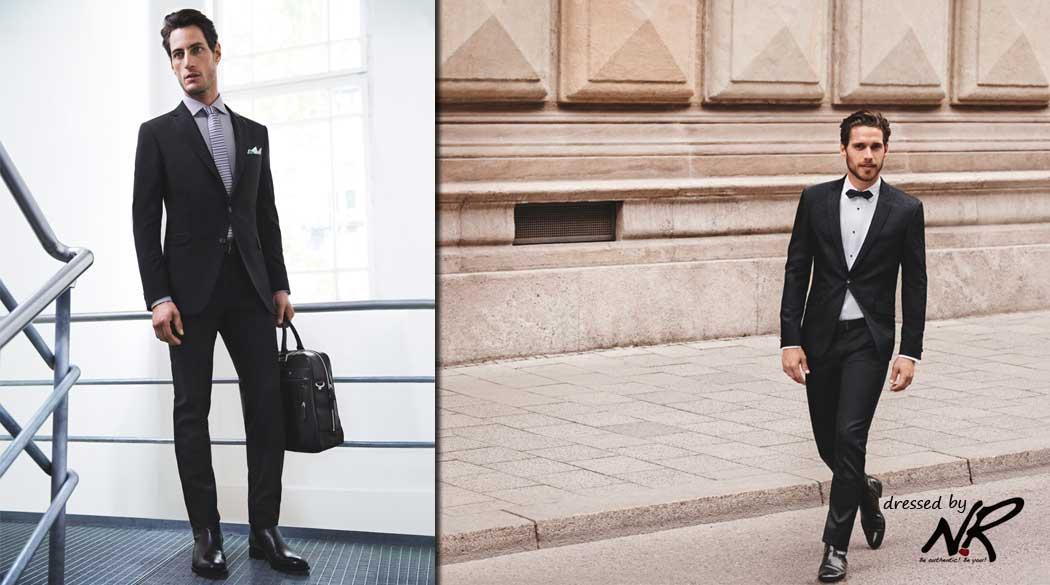 Businessanzüge, NR Männermode im Saarland