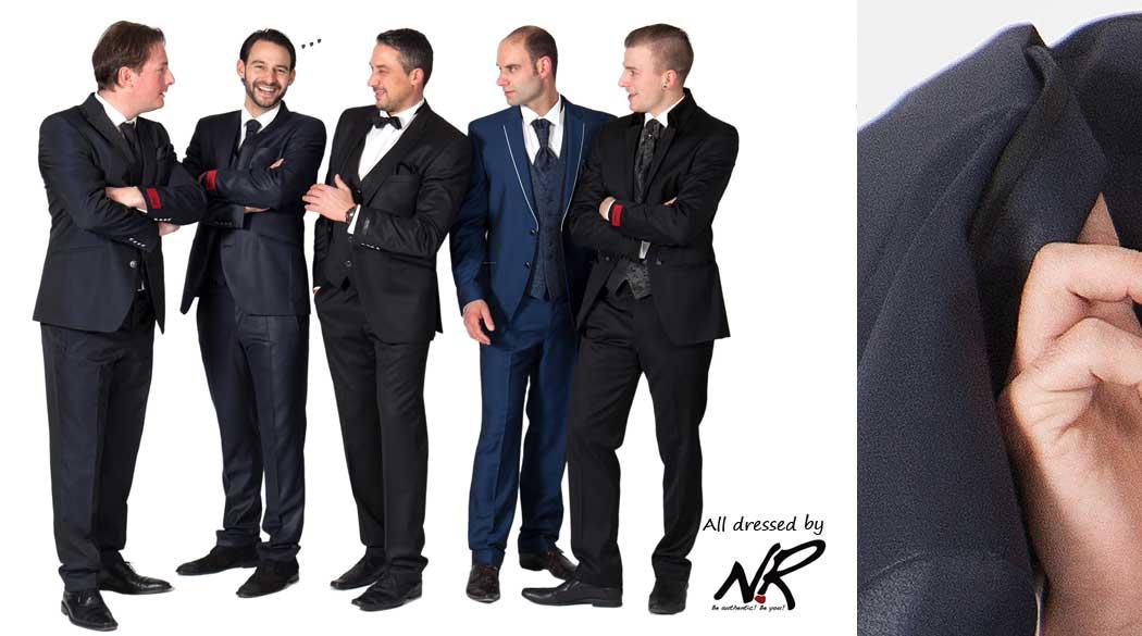 NR-Mode die Experten für festliche Männermode im Saarland